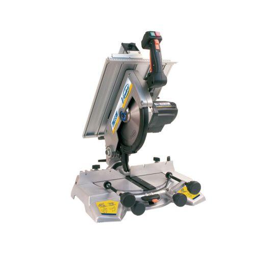 VIRUTEX TM233W - Tronzadora abatible para el corte de Madera, Aluminio y PVC (1500W)