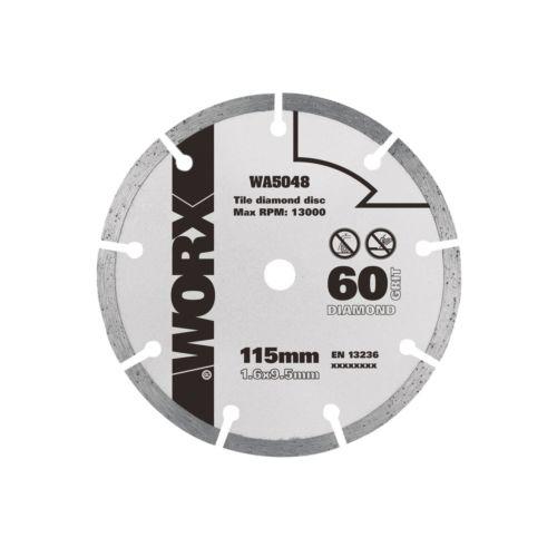WORXSAW - Disco de diamante WORX WA5048