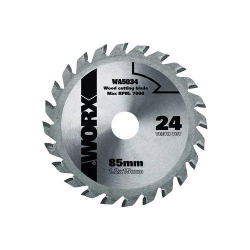 WORXSAW 24Z - Disco de madera para WORX WX426 / WX523