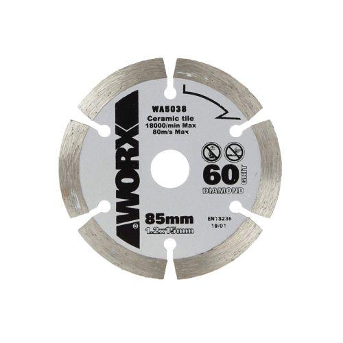 WORXSAW - Disco de diamante para WORX WX426 / WX523