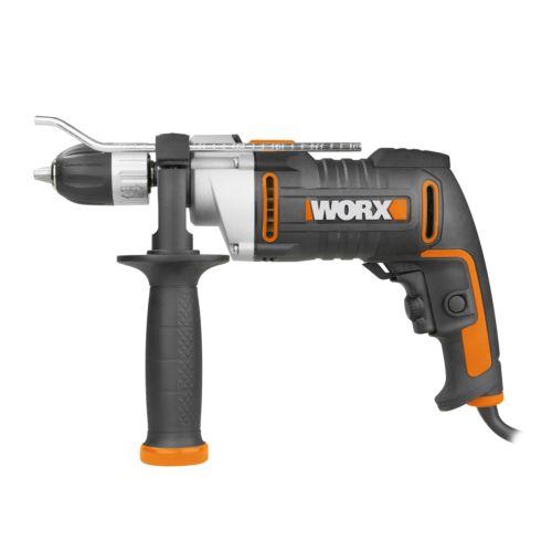 WORX WX318 - Taladro con percutor 810W.