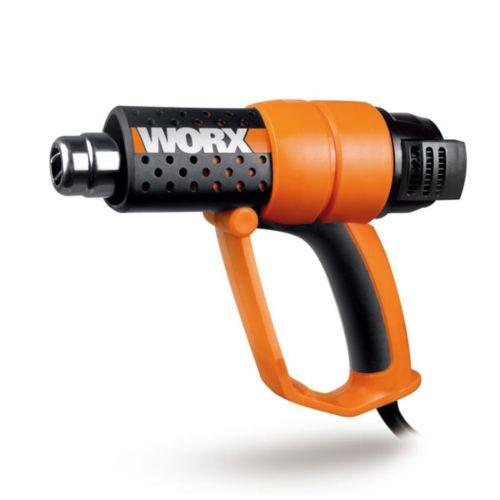 WORX WX041 - Pistola de calor 50-580ºC (2000W)