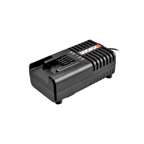 Cargador rápido (1h) para baterías Worx de 14,4 a 20V