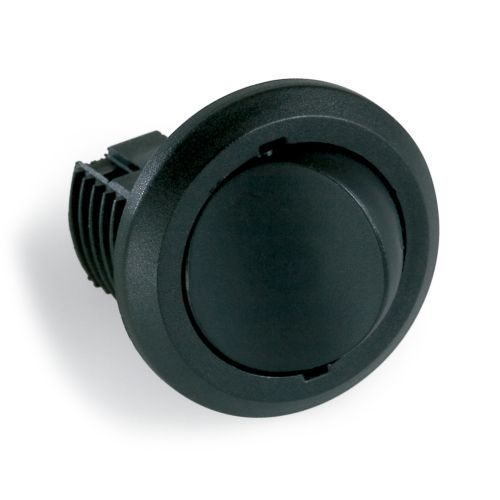 Interruptor de embutir unipolar Redondo