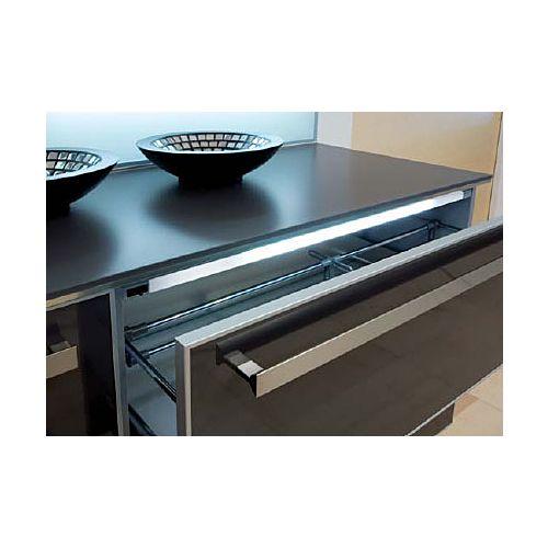 MIAMI-C - Regleta fluorescente con contacto apertura para la iluminación del Interior Cajón