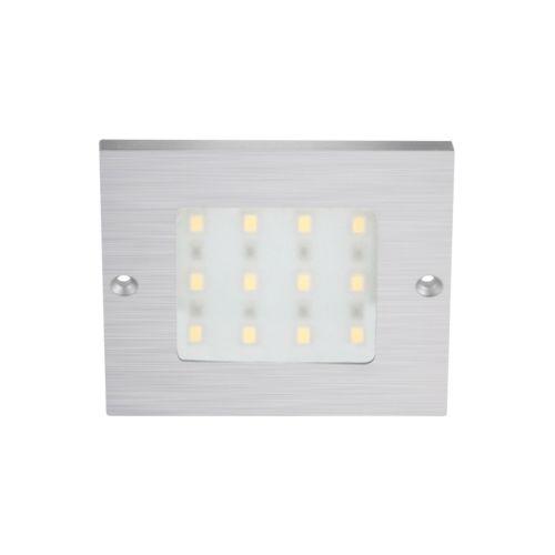 ALISON - Foco Sobrepuesto LED extrafino cuadrado