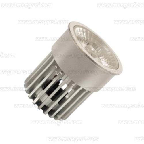 Lámpara LED de gran poder lumínico Regulable a voluntad con fuente de alimentación incluida