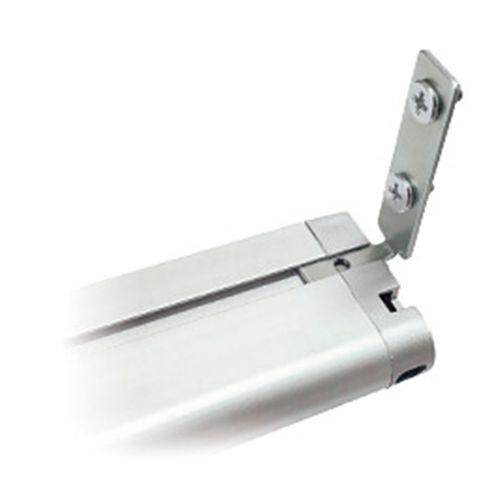 Escuadra lateral para regletas LED