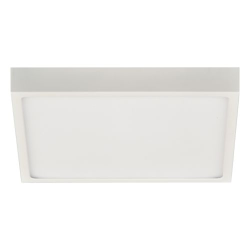 ROKU - Downlight LED Fijo cuadrado sobrepuesto extrafino con Lámpara
