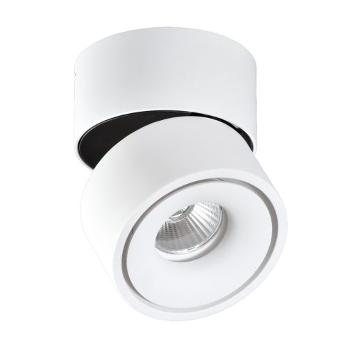 APEX - Aro Orientable redondo Sobrepuesto con lámpara
