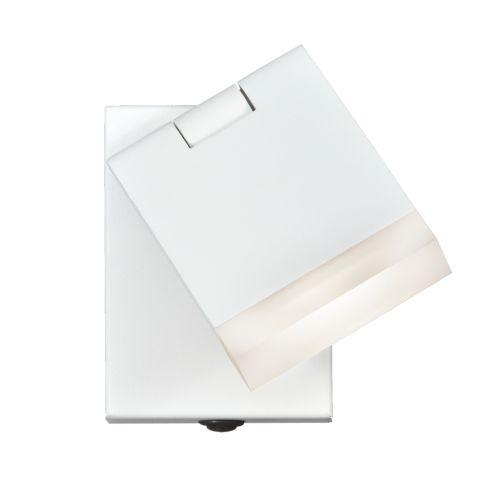 CORA - Orientable rectangular con lámpara led incluida