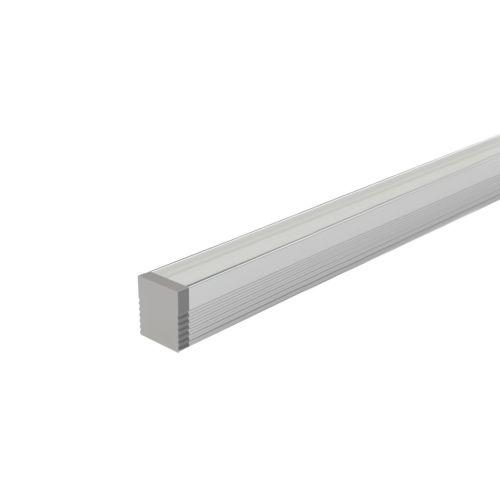 MINI SUP - Perfil sobrepuesto para rollos led de 15W/m. máx.