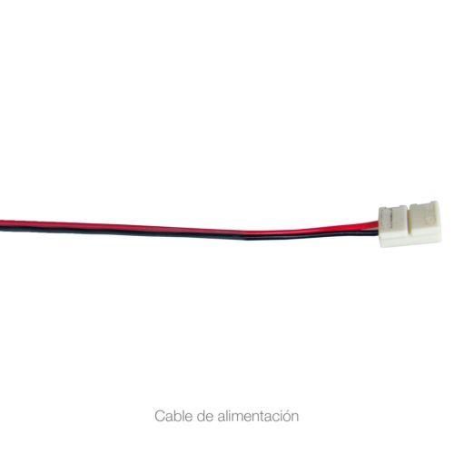 Cables LED SMD con conector rápido (Sin Soldaduras)