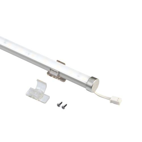 LED PIPE F - Regleta giratória 360º a 24V