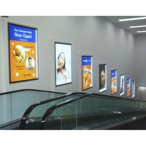 LED PANEL - Panel LED Con Marco a Medida para iluminación de mueble o publicidad
