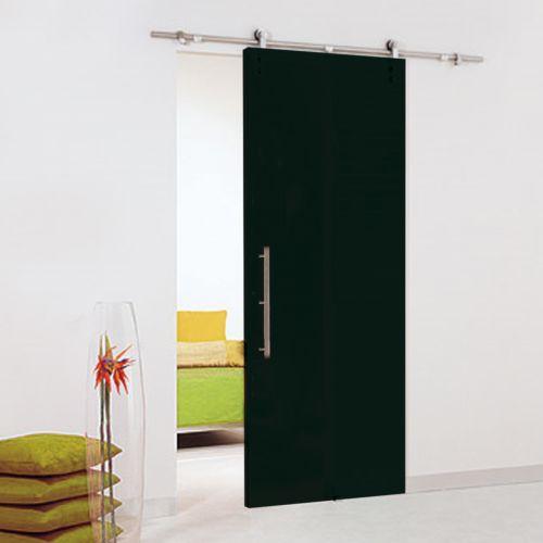 NICOLA MADERA -  Kit de accesorios para puertas correderas de hoja simple o doble