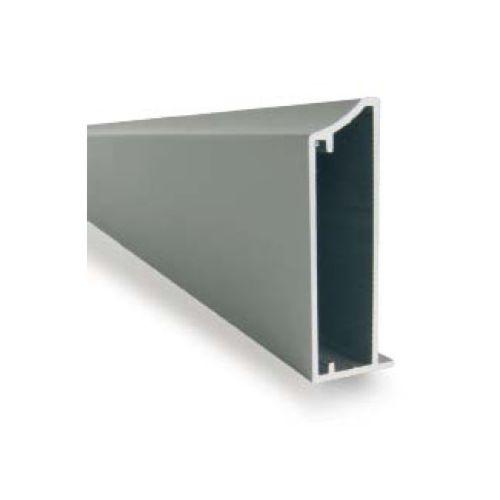 PLANAR - Perfil de 51 x 20 mm Tapa canto