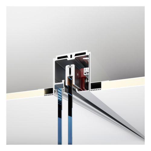 Forro guía para la instalación ROLL GLASS + 50/100 Klein