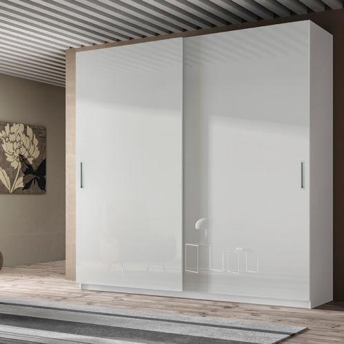 CLASS - Kit de guías para armarios de puertas de madera