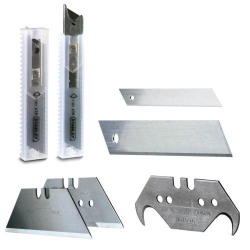 Hojas de recambio para cutters y cuchillos