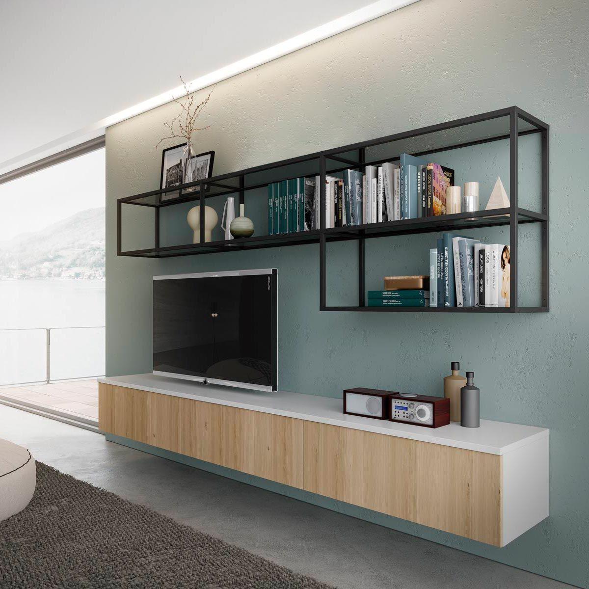 TAKI - Estructura decorativa para muebles y estantes