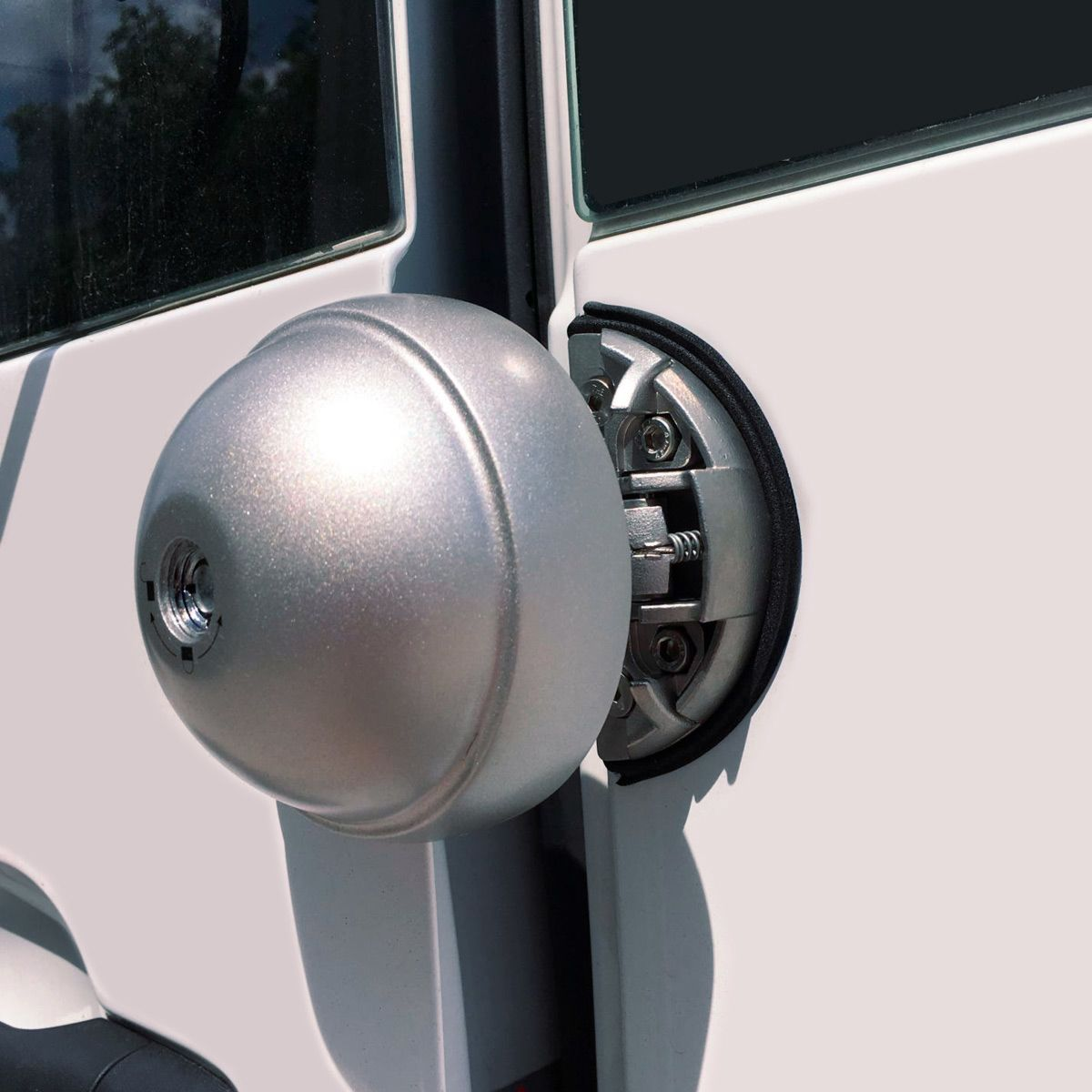 UFO 3 - Cerradura de seguridad para furgonetas