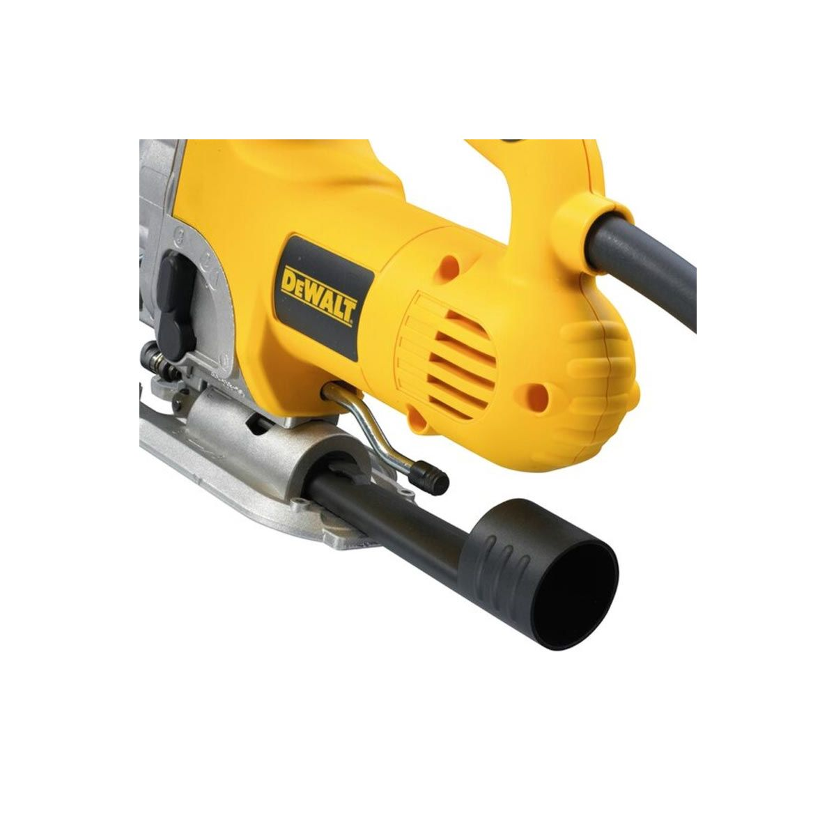 DEWALT DW331K-QS Sierra de calar de empuñadura cerrada (701W)