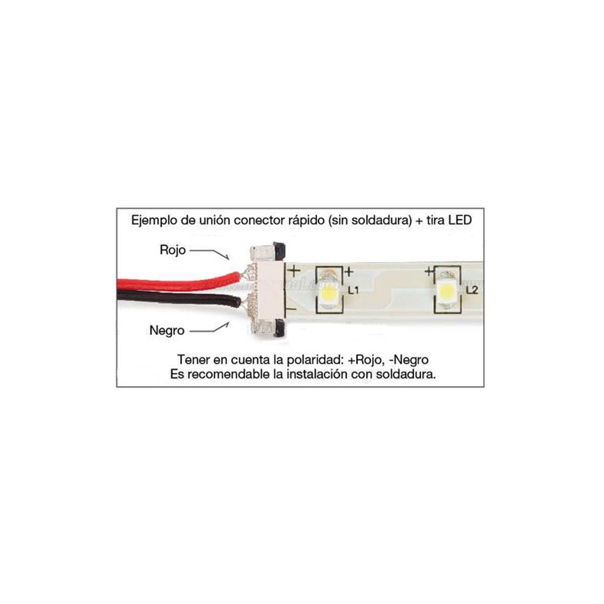 CHEAP - Rollo LED autoadhesivo estanco de 12V