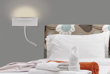 Apliques para cabezal de cama o dormitorio