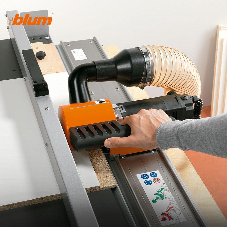 Blum fresadora manual