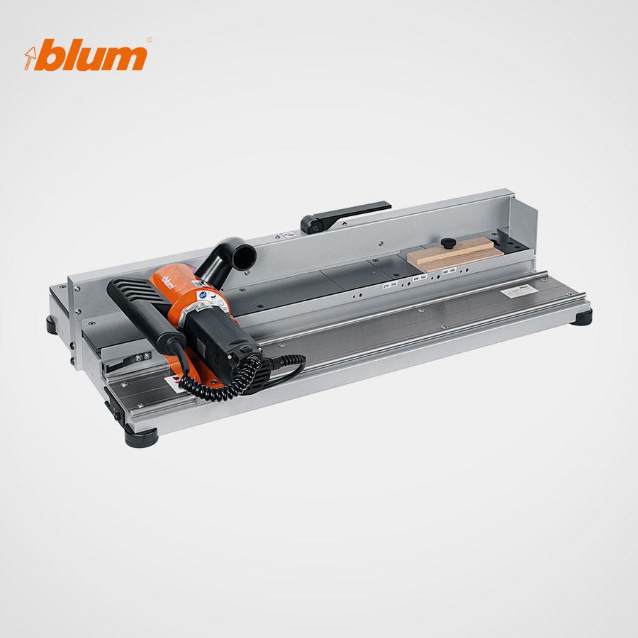 Blum fresadora