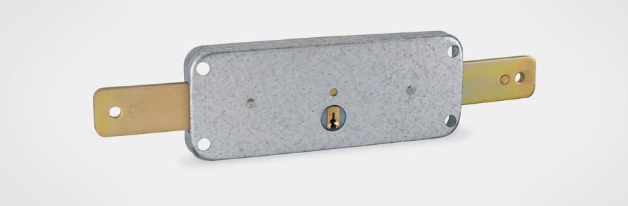 Cerraduras sobrepuestas para persianas