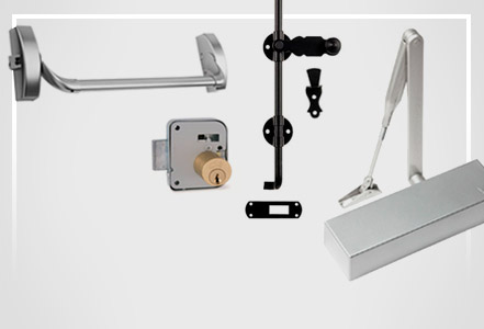 Cerrajería y accesorios