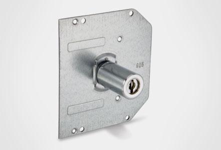 Cilindros para cerraduras sobrepuestas