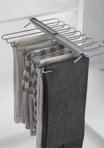 Faldas y pantalones para armarios