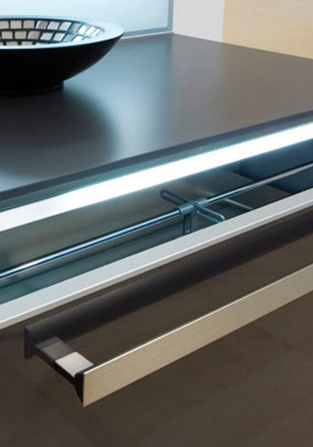 Iluminación para mueble