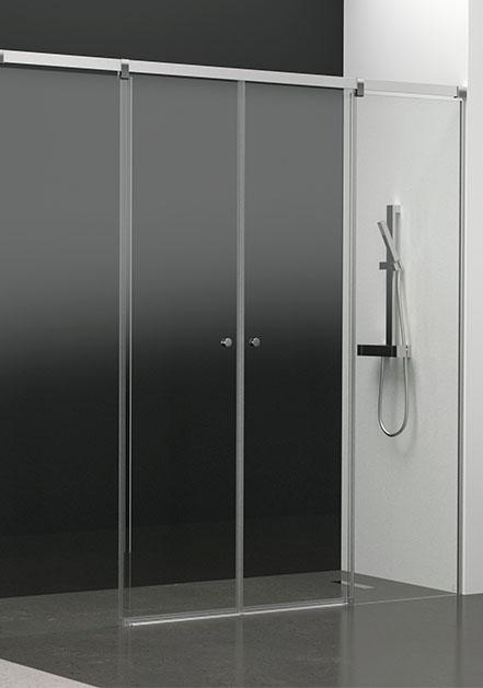 Mamparas baño puertas correderas