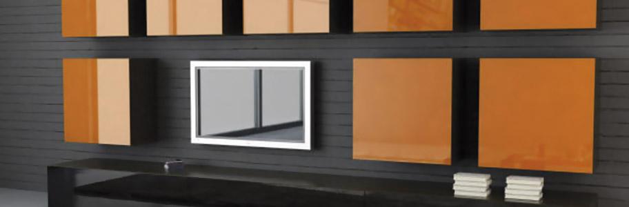 Puertas de vitrina a medida