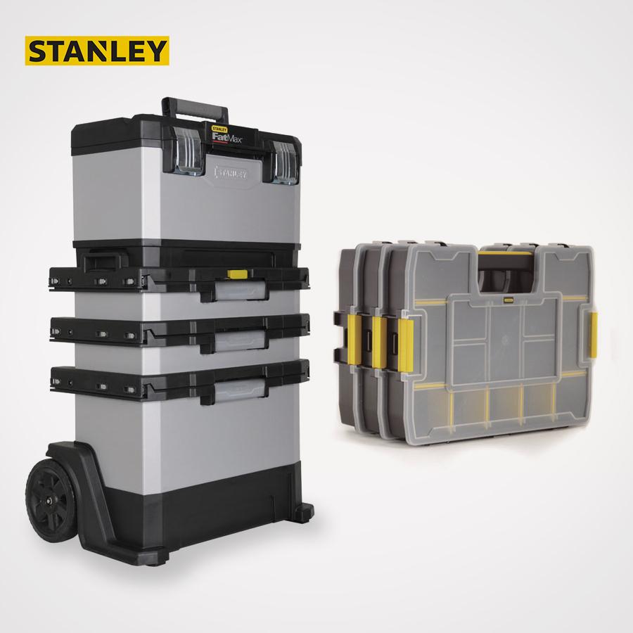 Stanley organizadores de herramientas