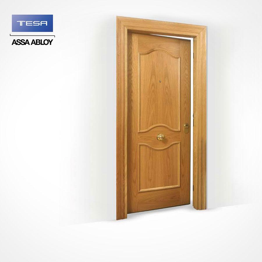 Tesa puerta acorazada