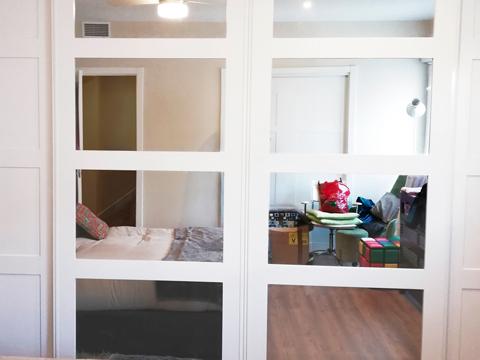 Herrajes para puertas de armario correderas