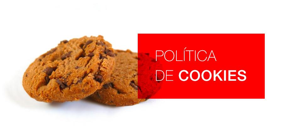 Política de cookies Mengual