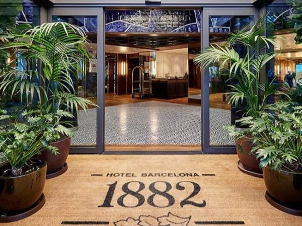 Hotel 1882 Zonas Comunes