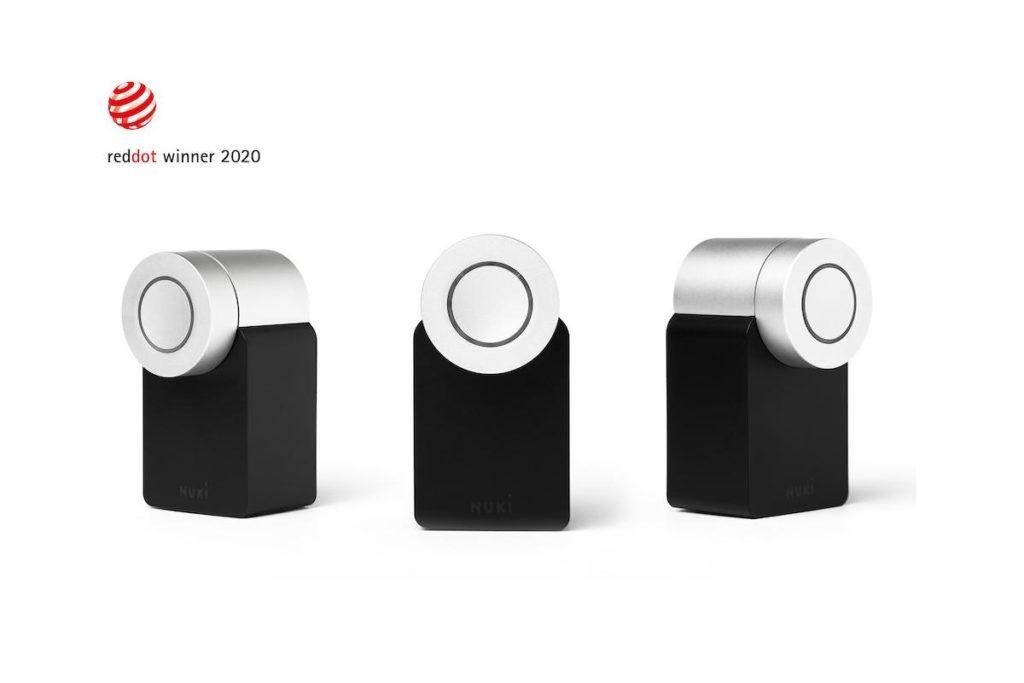 Premio Red Dot 2020 del producto Nuki