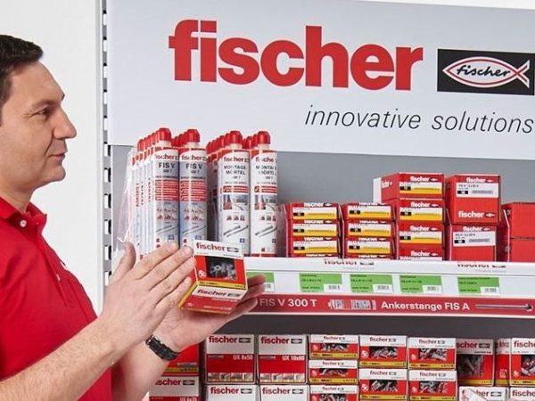 Sistemas de fijación Fischer