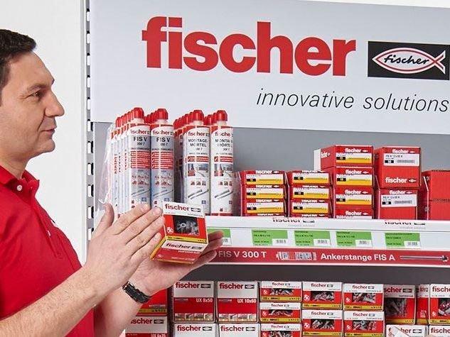 Sistemas de fijación Fischer en Mengual