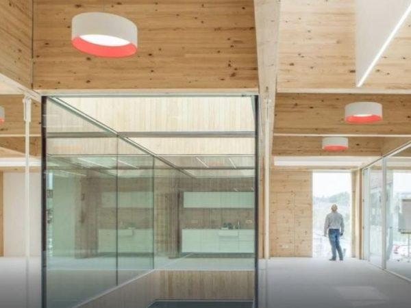 La madera es el futuro, un material seguro y confiable para la construcción en el siglo XXI