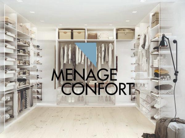 Aprovecha el espacio con Menage Confort