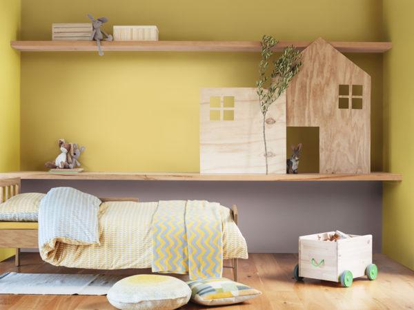 Estantes de madera: te ofrecemos 3 tips para una decoración funcional de tu hogar